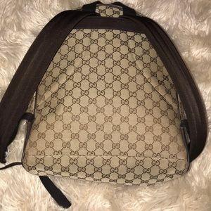 f998a78de4447b Gucci Bags - Gucci 449906 beige canvas GG Guccissima backpack